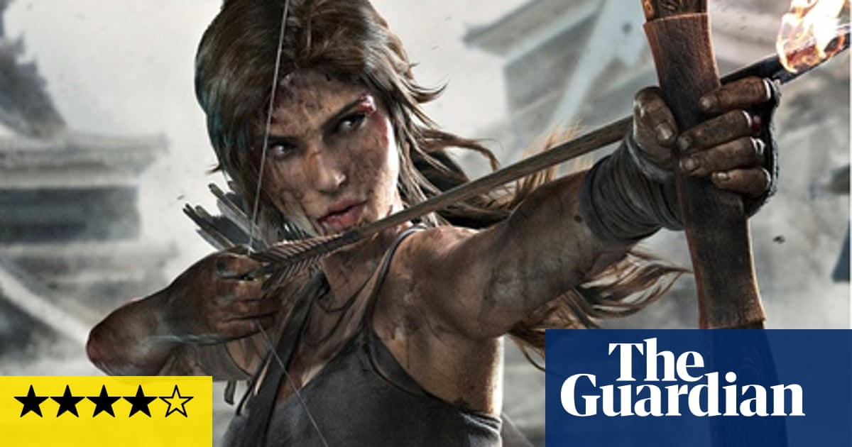 Tomb Raider Definitive Edition Review Games The Guardian