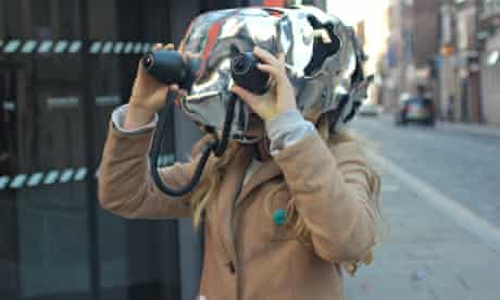 Eyesect helmet
