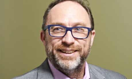 Wikipedia co-founder Jimmy Wales
