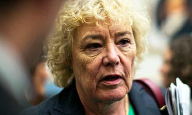 California congressman Zoe Lofgren