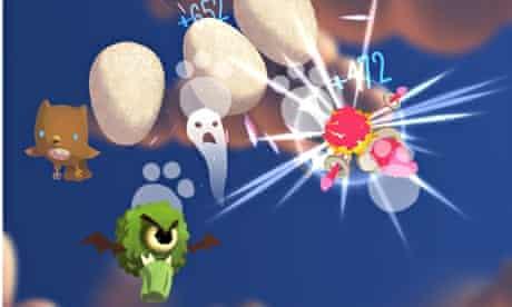 Lollipop 3: Eggs of Doom.