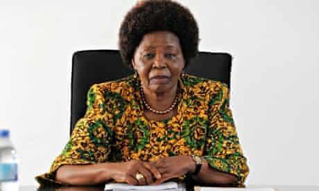 Tanzanian MP Anna Margareth Abdallah