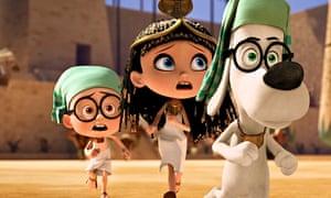 Mr Peabody & Sherman, other films