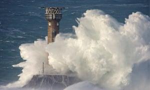 Longships Lighthouse at Lands End