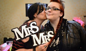 Same-Sex Weddings To Begin In Late March