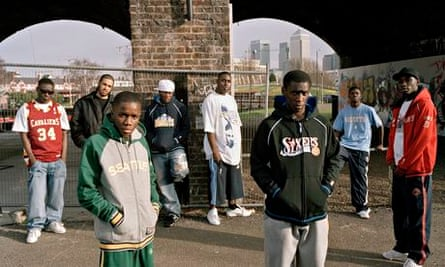 Tinchy Stryder and Ruff Sqwad