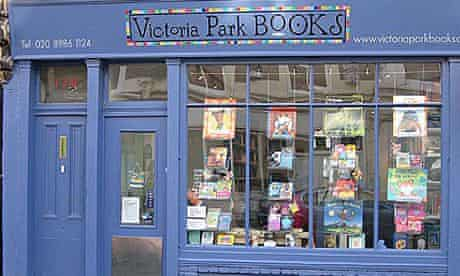 Victoria Park Books, ebooks