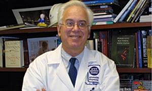 Professor Martin Blaser, antibiotics feature