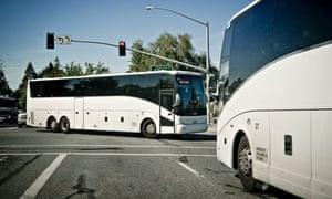 Silicon Valley bus