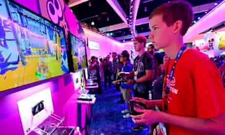 E3 review, games