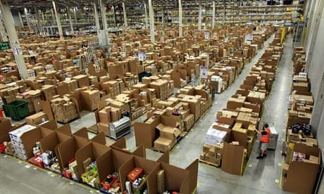 Amazon Just Another Greedy Retailer Technology The Guardian
