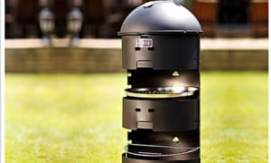 BBQ Tower.