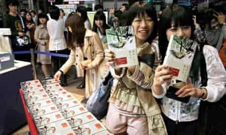 Haruki Murakami, books