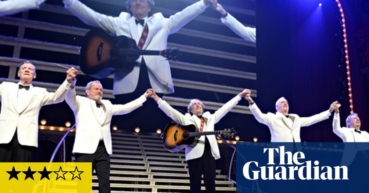 Monty Python Live (Mostly) review – Parrot fashion and no