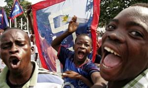 DRC 2006 elections