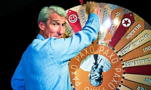 Paxo with Jeremy Paxman