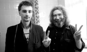 Paul Morley, Jerry Garcia