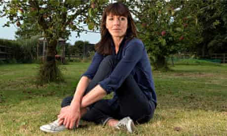 'Uncompromising': Rachel Cusk photographed last month at her home in Norfolk by Richard Saker for th