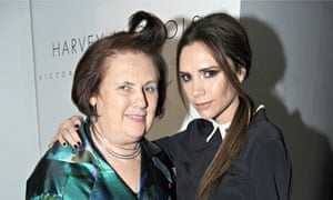 """'A reputation for being the only critic whose verdict designers truly care about"""":  Suzy Menkes with"""