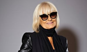'I've always been rebellious': Barbara Hulanicki.