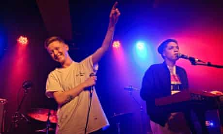 Nimmo And EKKAH Perform At The Lexington In London