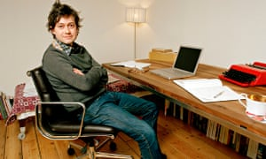 Adam Thirlwell, meet the author