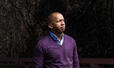 'Tireless advocate': Bryan Stevenson, founder of the Equal Justice Initiative, pictured last month.