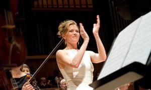 Barbara Hannigan, classical