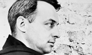 Saul Bellow in the 1950s, after writing The Adventures of Augie March.