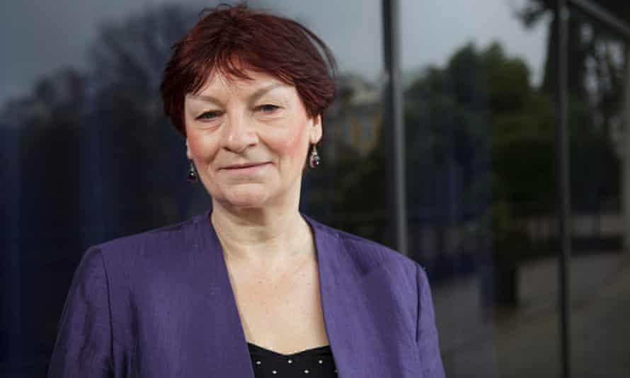 Christine Blower, general secretary of the National Union of Teachers, says the government is 'profo