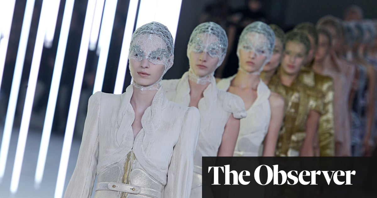 Gods And Kings By Dana Thomas And Alexander Mcqueen By Andrew Wilson Review Brutally Unsympathetic Lives Books The Guardian