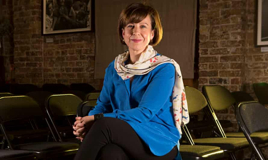 Lyse Doucet in London last month.