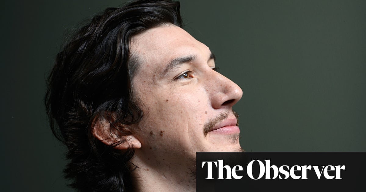 Adam Driver Lots Of Things Have Been Said About My Face Film