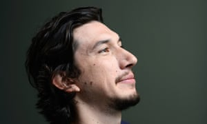 Adam Driver: 'Lots of things have been said about my face