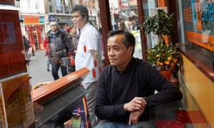 Jon Man, who  owns a restaurant in Wardour Street, fears there will be nothing left of Chinatown wit