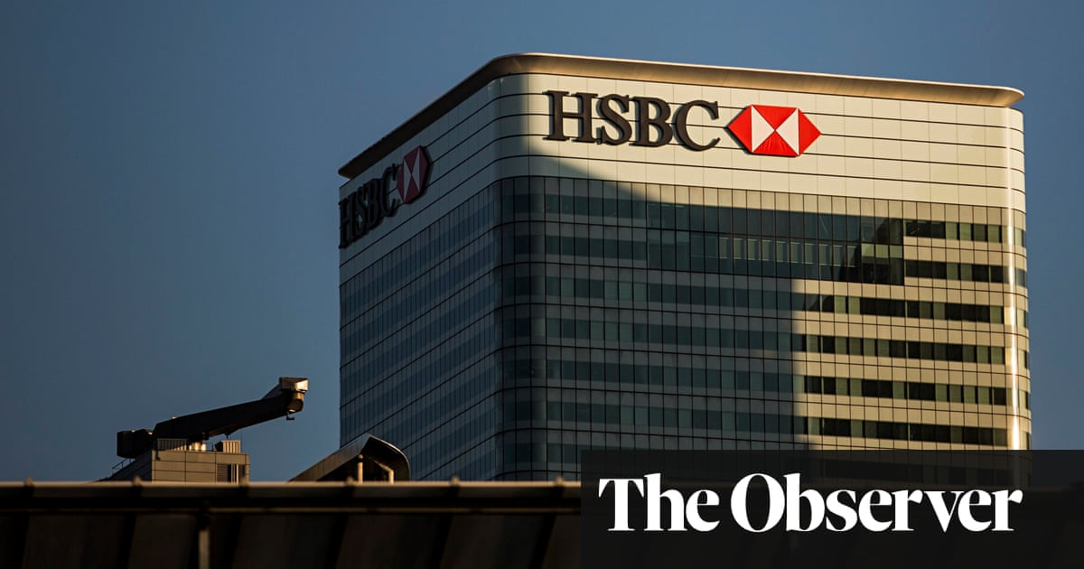 The Lion Wakes: A Modern History of HSBC by David Kynaston
