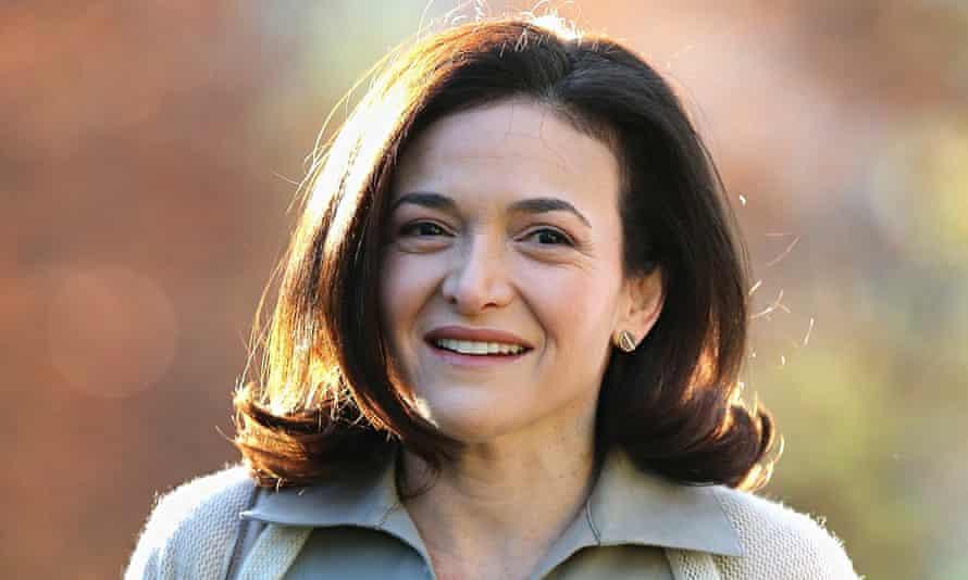 'Poverty often falls heavier on females': Facebook's Sheryl Sandberg.