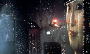 'Groundbreaking future': Los Angeles 2019, as visualised in Blade Runner.