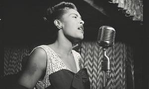 Billie Holiday, books