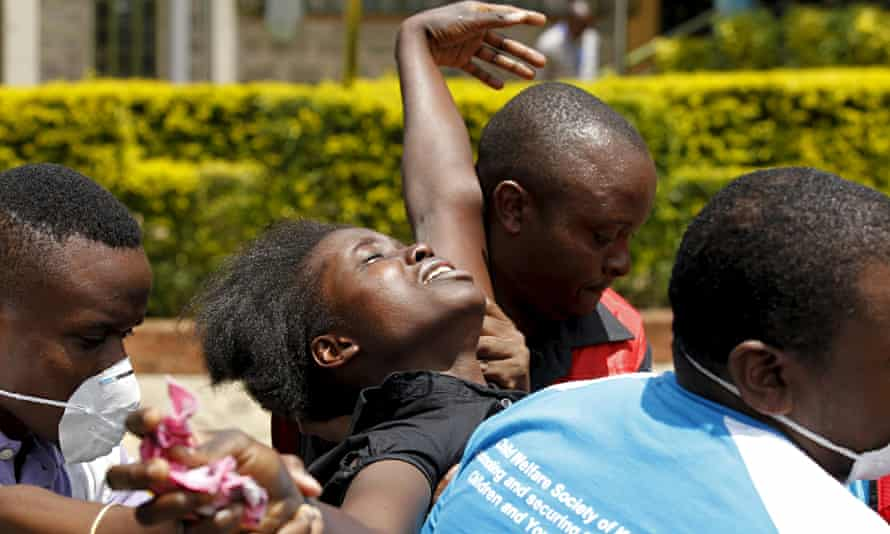 Kenya massacre
