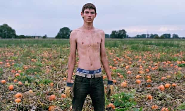 'Fragile': Liam Walpole in the haunting drama The Goob.