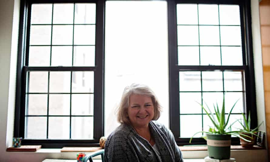 'Prose goddess': Mary Norris, New Yorker copy editor and author of Between You & Me: Confessions of