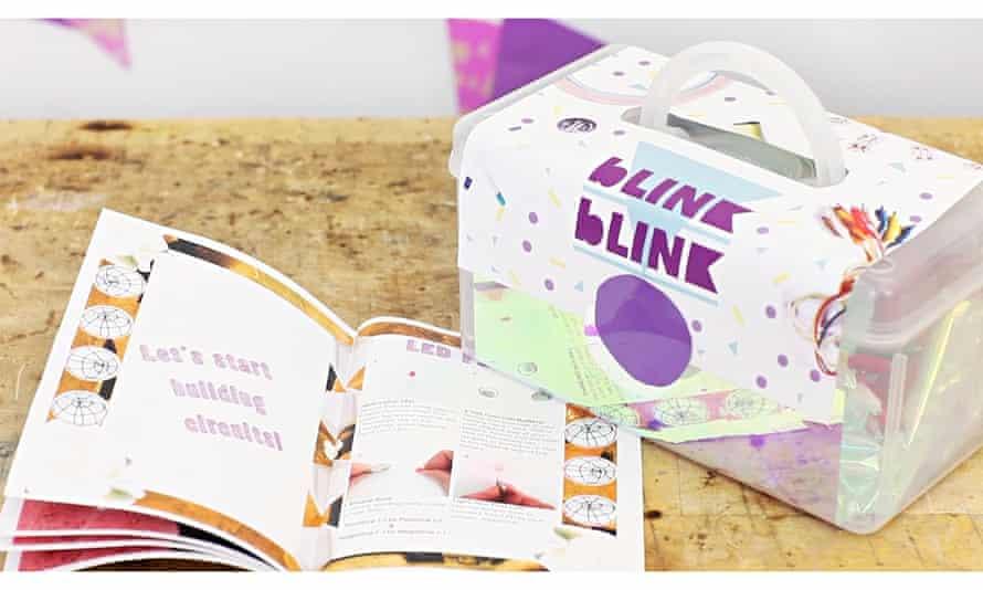 blink blink creative kit