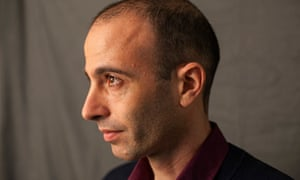Yuval Harari, author of Sapiens