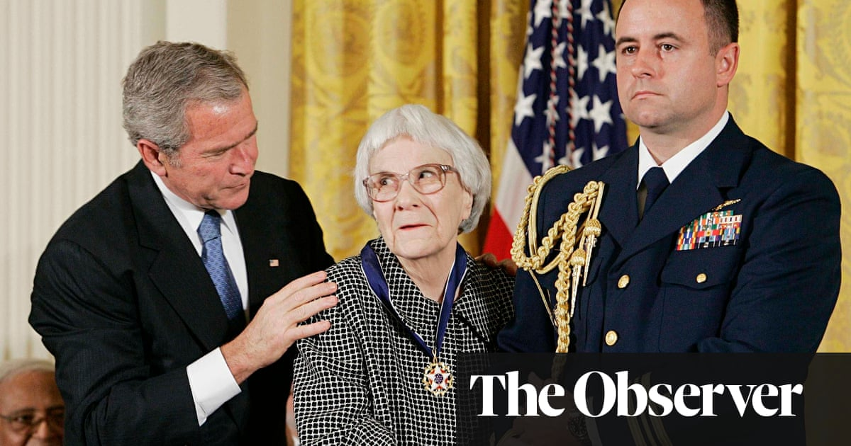 Go Set a Watchman by Harper Lee review – a literary curiosity ... 5c7523a9f