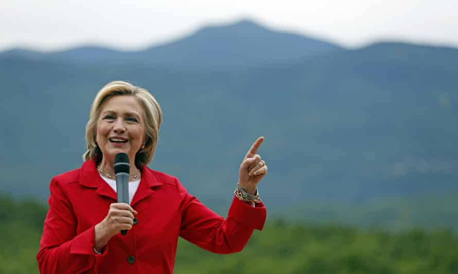 Hillary Clinton, Comment