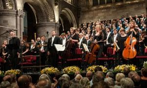 Three Choirs, classical