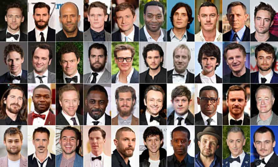British and Irish actors