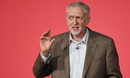 Jeremy Corbyn is seeking to broaden his appeal with a pro-business campaign.