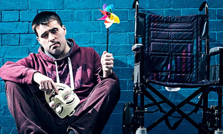 'There aren't any people with learning disabilities in this field – I'm the only one':  Cian Binchy,